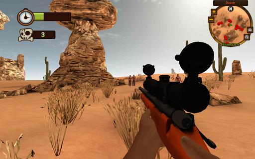 American Sniper - Desert