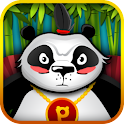 Pandas vs Ninjas logo