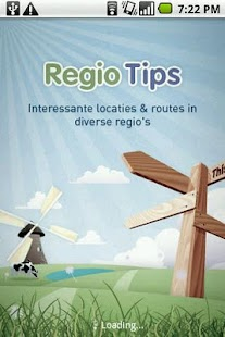RegioTips - screenshot thumbnail