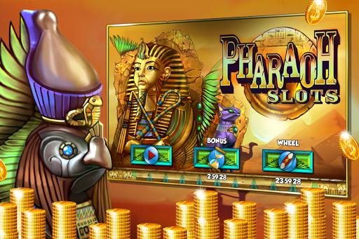 Pharaoh Slot Machine - HD