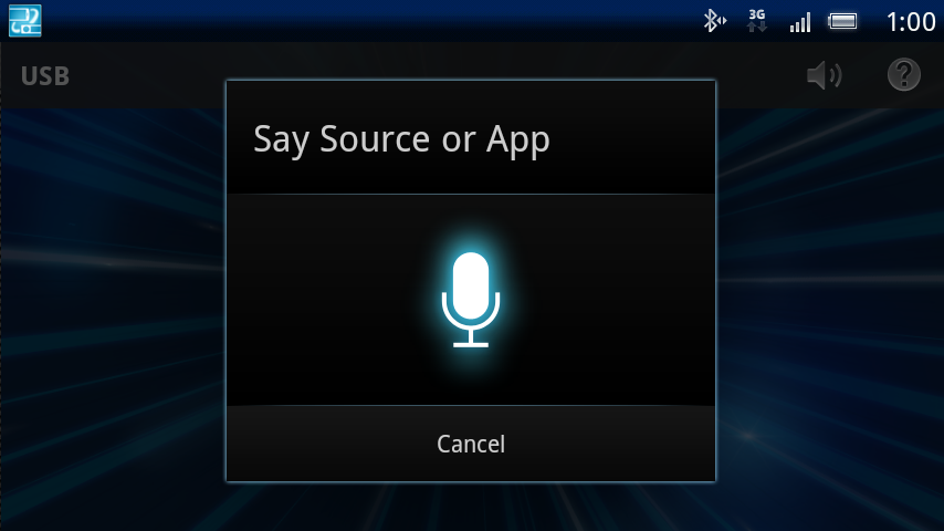 App Remote - screenshot