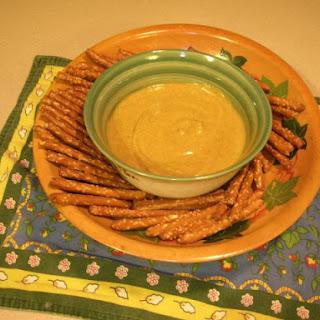 Honey Double-Mustard Dip.