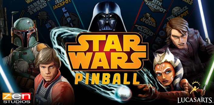 Star Wars Pinball v1.0.2 (Android Game)