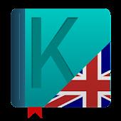 Kamusku: Inggris (Indonesia)