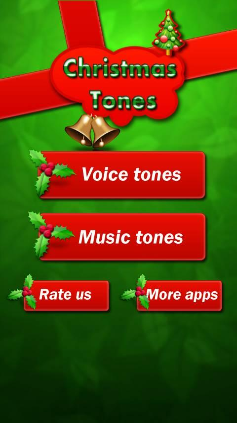 Top Christmas Ringtones - screenshot