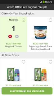 Snap by Groupon: Grocery Deals - screenshot thumbnail