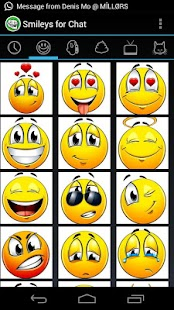 Smileys for Chat (memes,emoji) - screenshot thumbnail