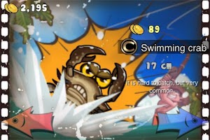 Screenshot of Funny Fish - Fishing Fantasy