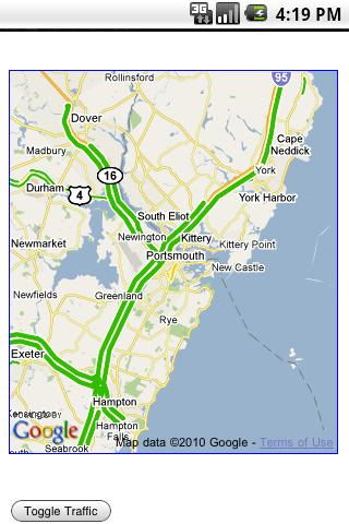 I-95 Exit Guide- screenshot