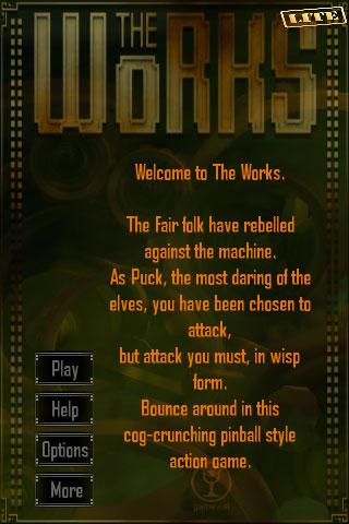 The Works (lite)- screenshot
