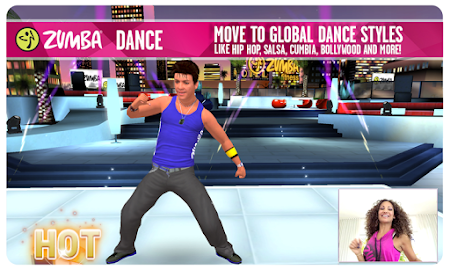 Zumba Dance Screenshot 13