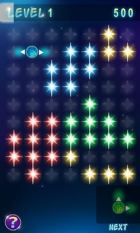 Clustar- screenshot