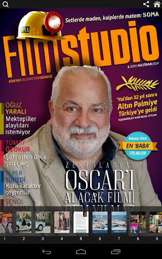 FilmStudio Dijital Dergi