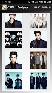 VIXX Live Wallpaper - screenshot thumbnail