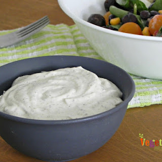Southwest Ranch Dip/Dressing – #glutenfree #vegan