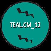 CM12/RR/LS Teal Cm theme