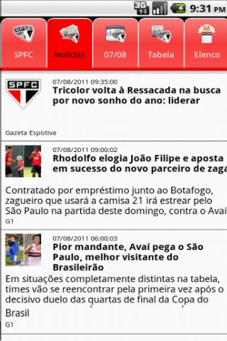 Soberano - screenshot