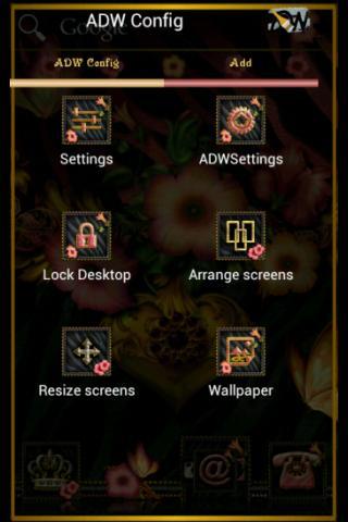 玩個人化App|ADWTheme豪華斑馬免費|APP試玩