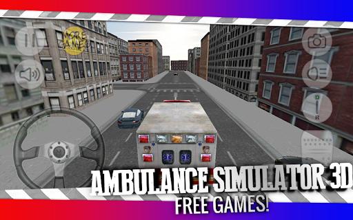 Ambulance Simulator 3D