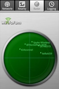 WiFiFoFum - WiFi Scanner- screenshot thumbnail