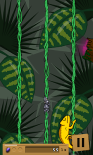 Jungle Jumper Free- screenshot thumbnail