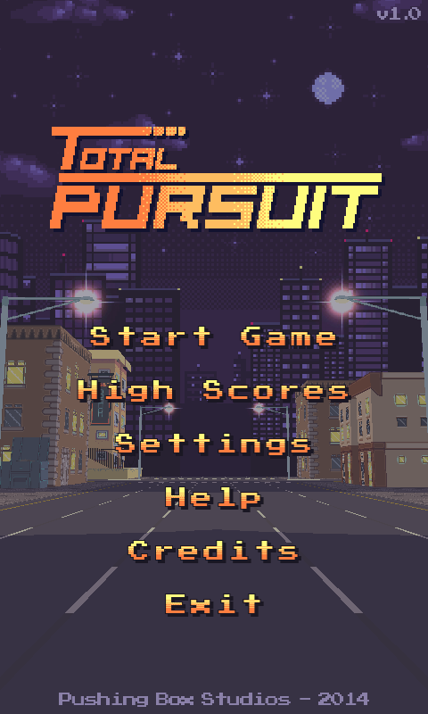 Total Pursuit - screenshot