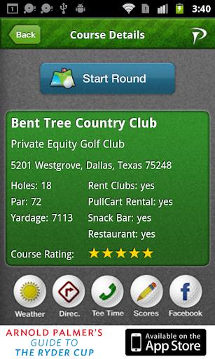 Bent Tree Golf GPS 玩運動App免費 玩APPs