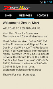 ZenithMart - screenshot thumbnail