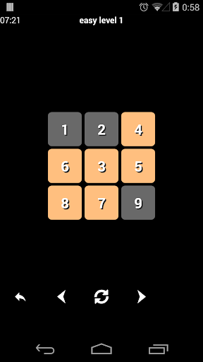 Sort The Numbers ~free puzzle