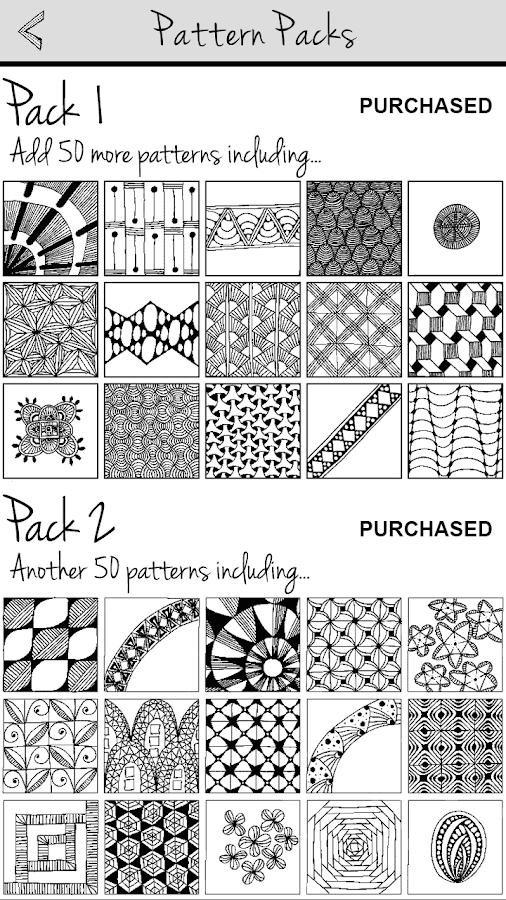 Doodle Patterns- screenshot