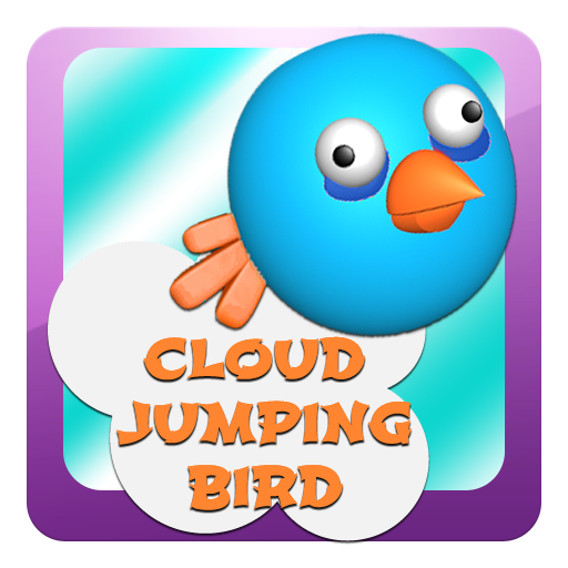 Cloud Jumping Bird