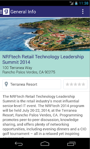 NRFtech Retail Summit 2014