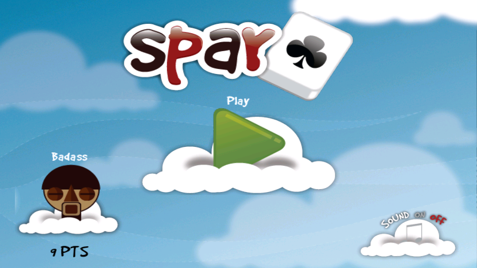 Spar- screenshot