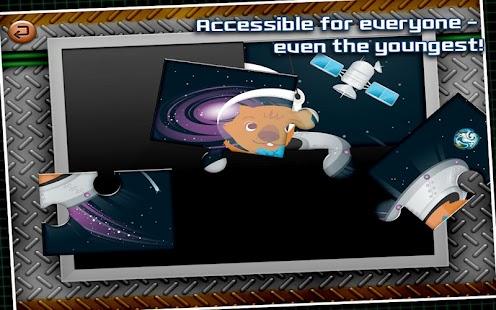 Space Jigsaw Puzzle- screenshot thumbnail