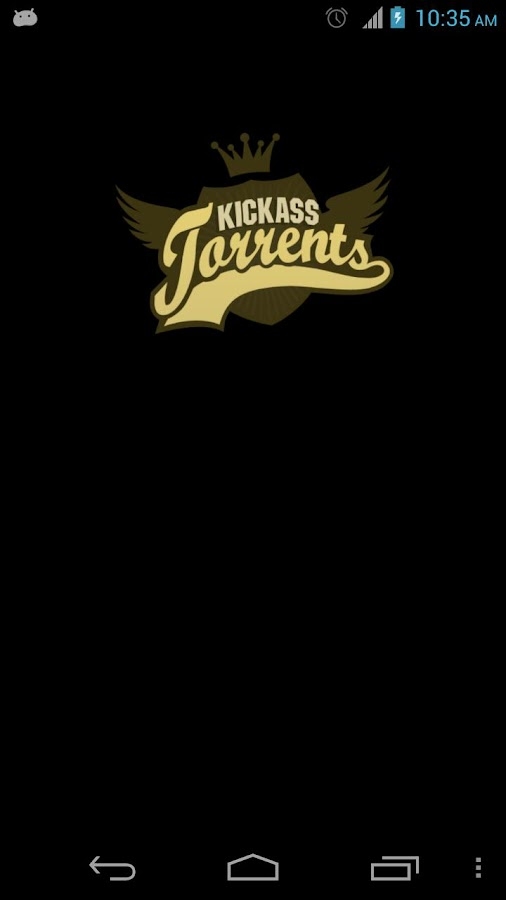 Kickass Torrents - screenshot
