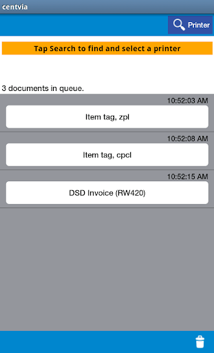 centvia print-enable your app
