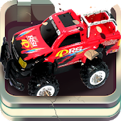 Monster Truck Parking 3D