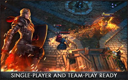 The Witcher Battle Arena - screenshot thumbnail