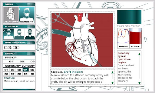 Amateur Surgeon: Heart Surgery