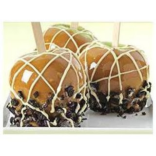 OREO® Caramel-Dipped Apples