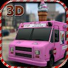 Caminhão de sorvete icon