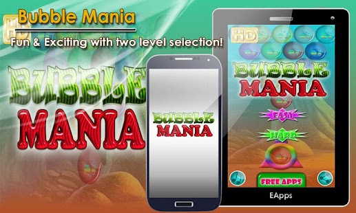 Bubble Mania - screenshot thumbnail