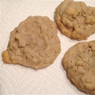 Oatmeal Sugar Cookies.