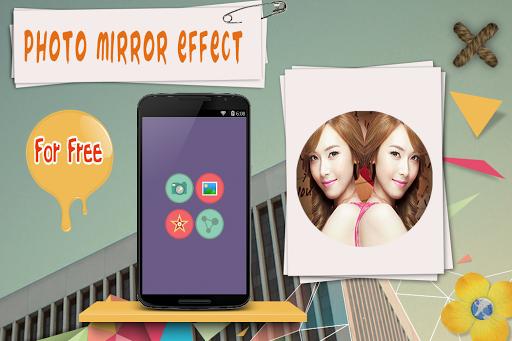 Photo Mirror Effect:PicEditor™