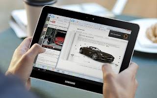 Screenshot of OnLive Desktop