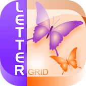 Letter Grid - Crossword Puzzle