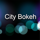 City Bokeh Pro Live Wallpaper