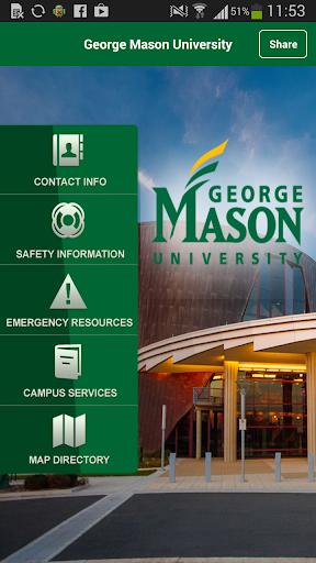 George Mason Univ. Mason Watch