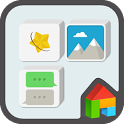 Square Solid dodol Theme icon