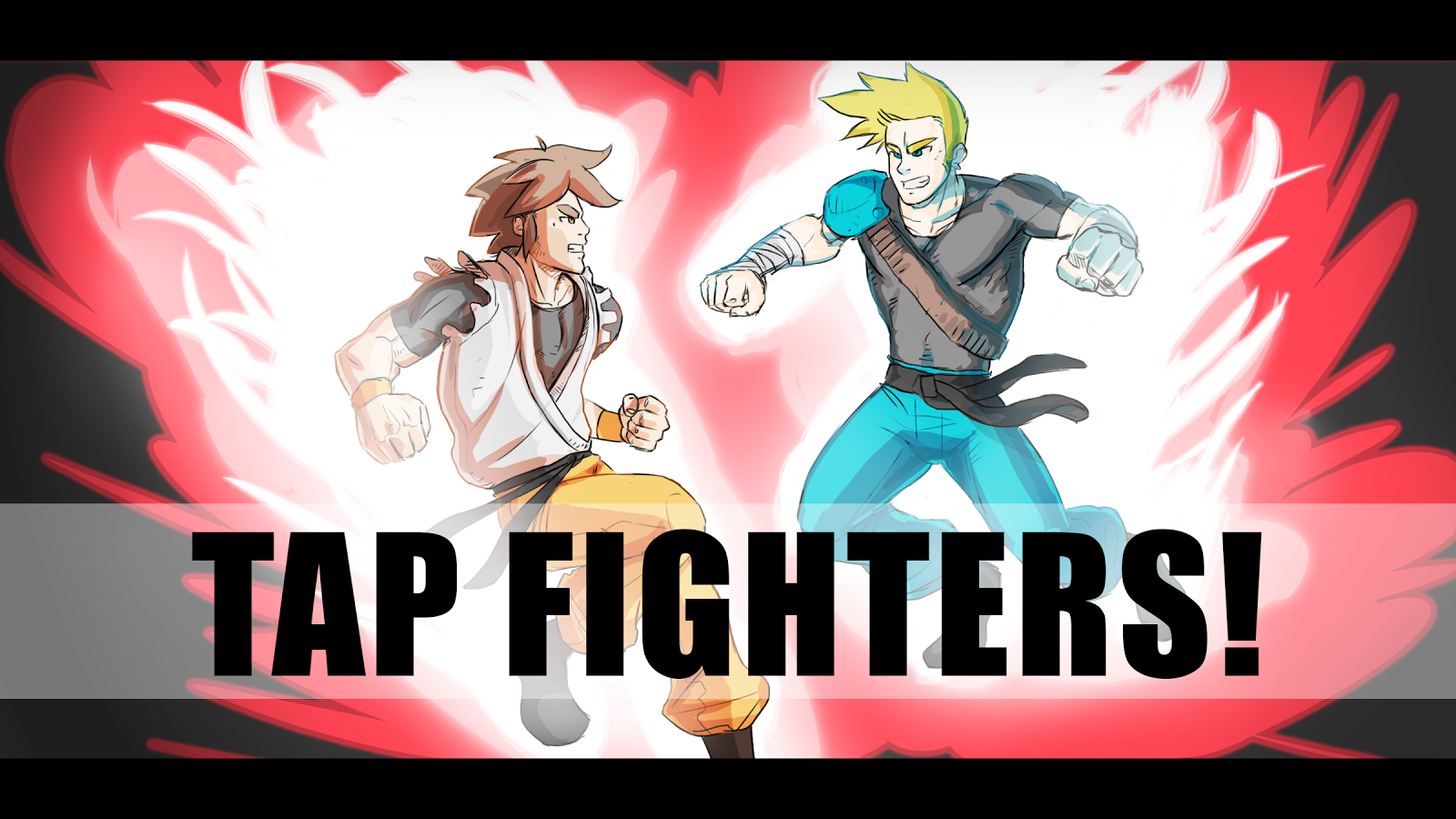 Tap Fighters - 2 players- screenshot